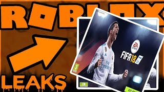 [LEAK] MORE ROBLOX FIFA 18 Event | Leaks and Predictions