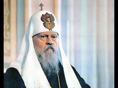 Патриарх Московский пасхальное послание-Украина честные новости