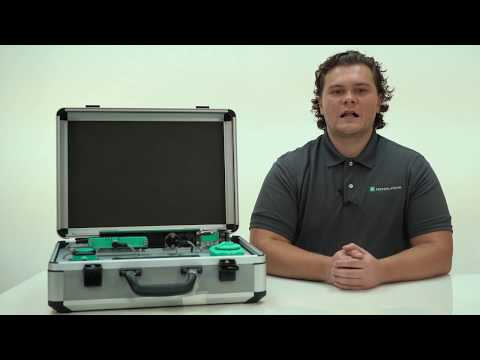 PMI Inductive Positioning System Demo Case
