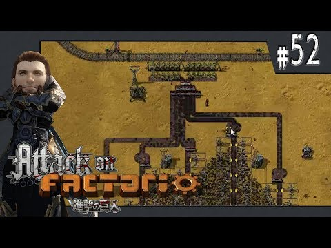Coal Mining and District Upgrades // [Attack on] Factorio #52