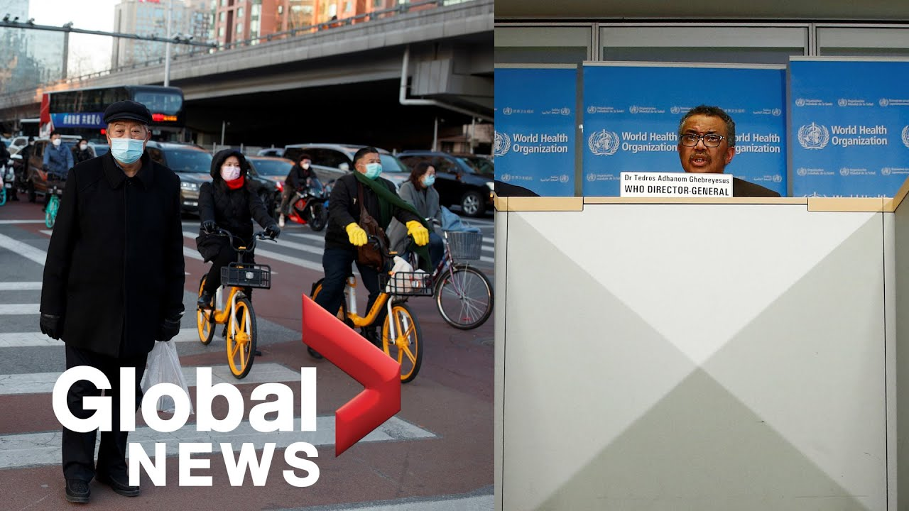 Coronavirus live updates: WHO declares pandemic; US death toll ...