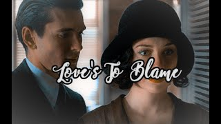 Alba & Francisco ღLove's To Blame