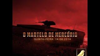 [A3CN] - DARWIN | MARTELO DE MERCÚRIO