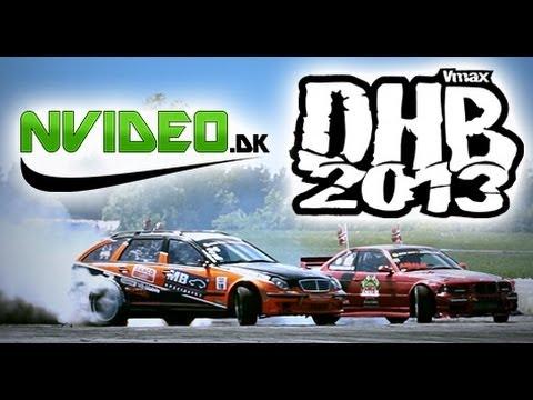 DHB 2013 Danmarks Hurtigste Bil Drifting | NHmedier