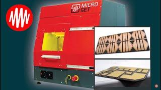 Лазерный станок МикроСЕТ - высокоточная лазерная резка и микрообработка.(Лазерный станок МикроСЕТ предназначен для производства высокотехнологичных изделий для электронной..., 2015-10-12T07:24:59.000Z)