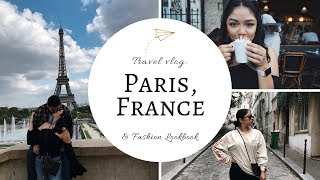 TRAVEL VLOG: PARIS