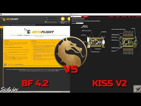 "Фото """" betaflight 4.2 VS kiss v2"""" fpv"