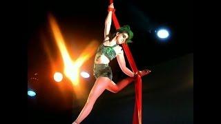 Paula Jofré - Torn (Redux) Nathan Lanier Aerial Silks