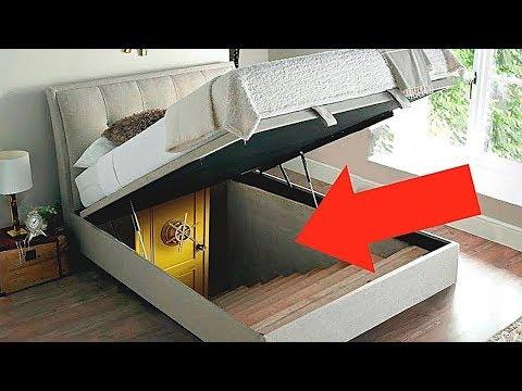 10 Secret Underground Bunkers In Houses
