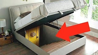 10 Secret Underground Bunkers In Houses