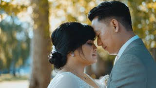 Grand Hyatt, Melbourne | Same Day Edit Wedding Highlights | Raissah + Janssen |  Silver Arrow Films