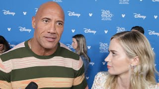 The Rock Talks About His Intimate Wedding In Hawaii