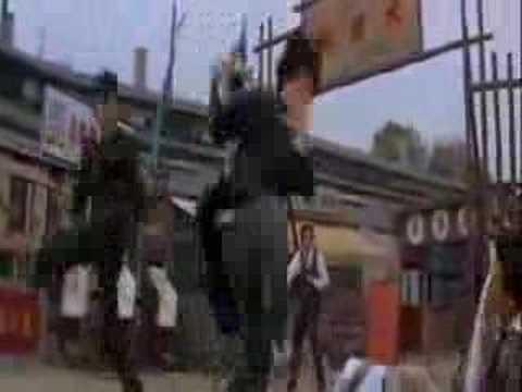 Kung Fu Badman! - Drunken Dubbed Joker (Fight 2)