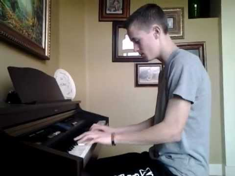 Pirates of the Caribbean - Incredible Piano Solo of Jarrod Radnich (by Chandler Jones)