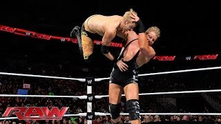 Christian vs. Jack Swagger: Raw, Feb. 3, 2014