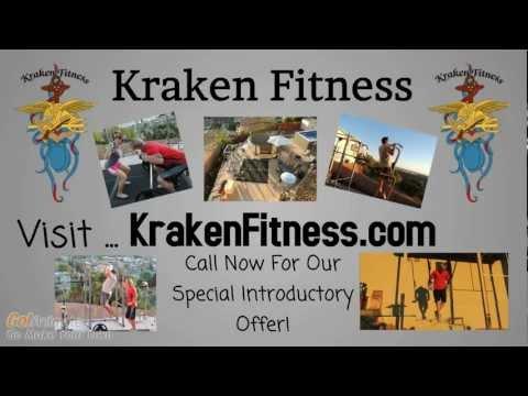 Personal Trainer San Diego | Kraken Fitness 619-865-9650 | CrossFit Spring Valley
