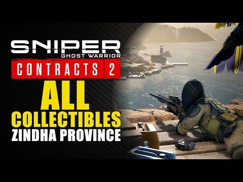 Sniper Ghost Warrior Contracts 2 guía - Dónde encontrar los 5 coleccionables de Zindha