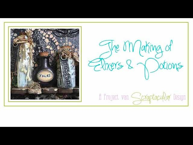 My Etcetera Tags: Elixers and Potions