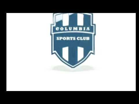 Happy new year 2019 Columbia club