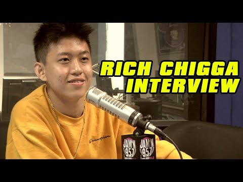 Rich Chigga Reveals His Hidden Secret Talent [EXCLUSIVE INTERVIEW]
