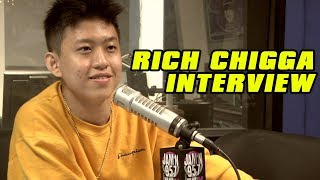 Rich Chigga Reveals His Hidden Secret Talent [EXCLUSIVE INTERVIEW]