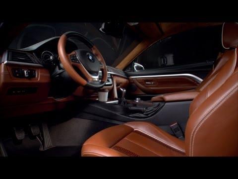 BMW 4 Series Coupé concept - INTERIOR