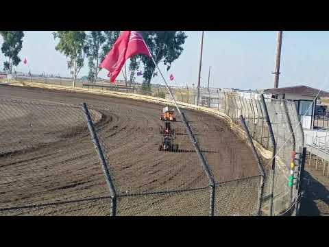 Lemoore Raceway 9/9/17 Hot Laps