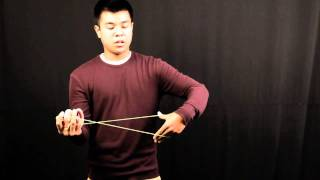 Left N Right Pops - Ben Conde Offstring Yo-Yo Tutorial #8