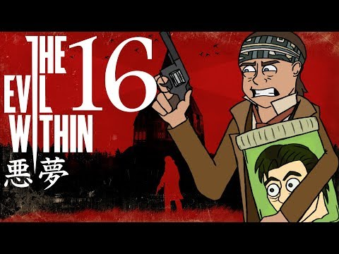 The Evil Within Akumu: Chapter 7 The Keeper | Part 16 | Ark Thompson Plays