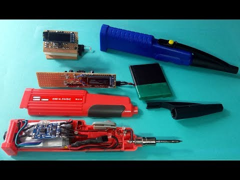 New /& Improved ColdHeat Cordless Soldering Pen
