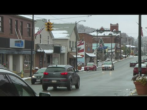 East Palestine Experiences Power Outages' Hardest Hit