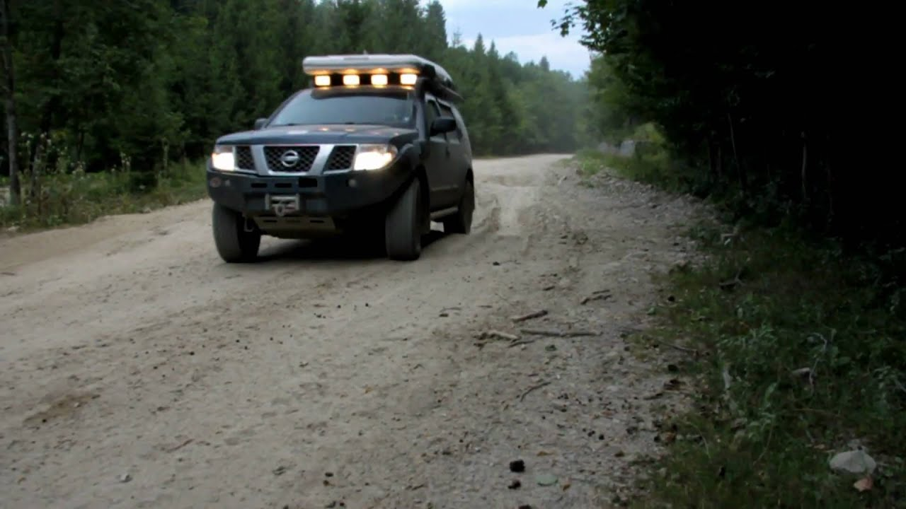 Nissan pathfinder off road romania 2009 youtube vanachro Images