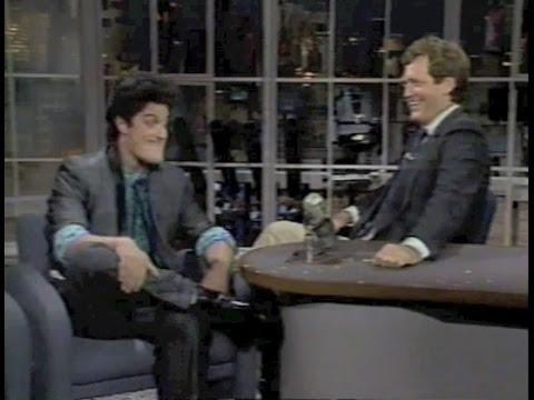 Chris Elliott as Jay Leno  Followup on Late Night, June, October 1986