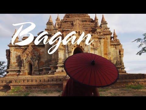 Bagan - Myanmar (Burma) | Asia Senses Travel & Tours