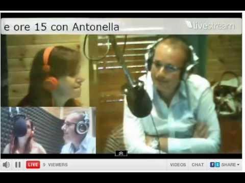 Francesco Corona ospite a Bella Radio