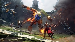 First Impressions: Skyforge (ft. Skyforge PC gameplay)