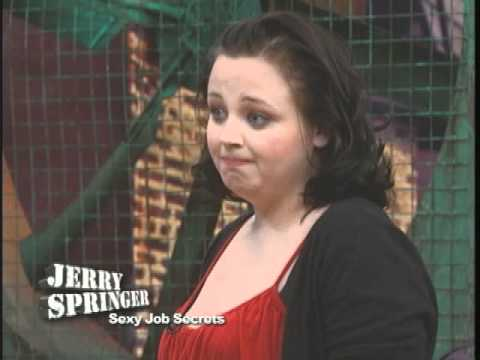hot naked girls on jerry springer