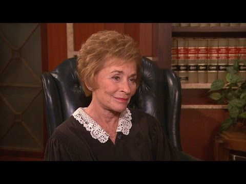 Judge Judy Reveals Why She Doesn't Like the Idea of Online Dating