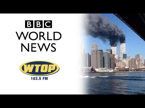 BBC World and WTOP D.C. on Sept. 11