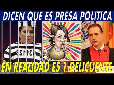 MARRANADA de Rosario Robles Busca Que Corran al juez de su caso para IRSE LIBRE