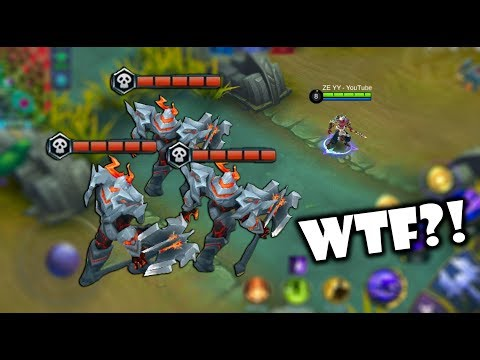 3 LORDS MOBILE LEGENDS WTF!?