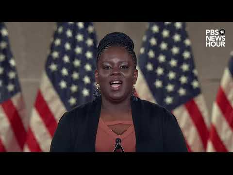 WATCH: Stacia Brightmon's full speech at the Republican National Convention | 2020 RNC Night 4