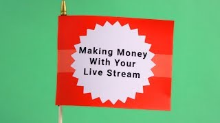 Manage and analyze your live stream
