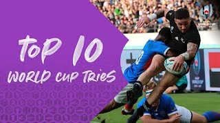 Ten of the Best Tries from Rugby World Cup 2019