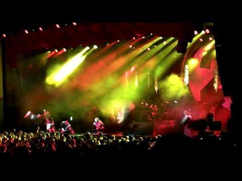 Slipknot - Duality - Mayhem Fest Cincinnati, Ohio 07-24-12