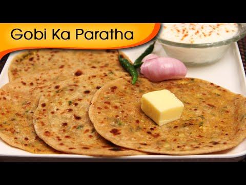 Easy recipe for gobi paratha