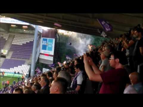 KFCO Beerschot  - Wilrijk - Union Sint Gillis sfeerbeelden 04 08 2017