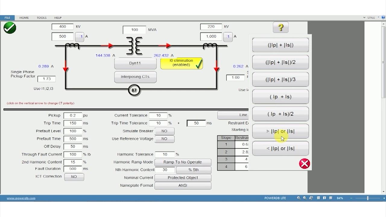 SMRT46 Unit protection test module