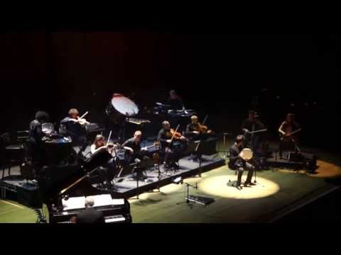 Ludovico Einaudi - Live at Sheffield City Hall - Lady Labyrinth [HD]