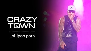 Crazy Town - Lollipop porn СПБ КОСМОНАВТ 23.11.2015
